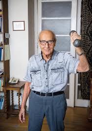 dr. Grétsy László mindennap tornászik